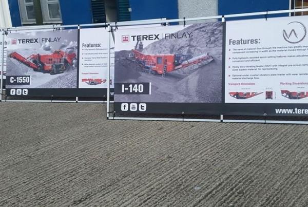 Terex Finlay Banner A-Frame 6